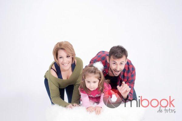 Sesión de fotografía para grupos o familias | Book de botos en familia