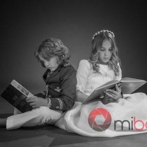 retrato en estudio primera comunión | fotografías de primera comunión | Sesión de fotografía Infantil